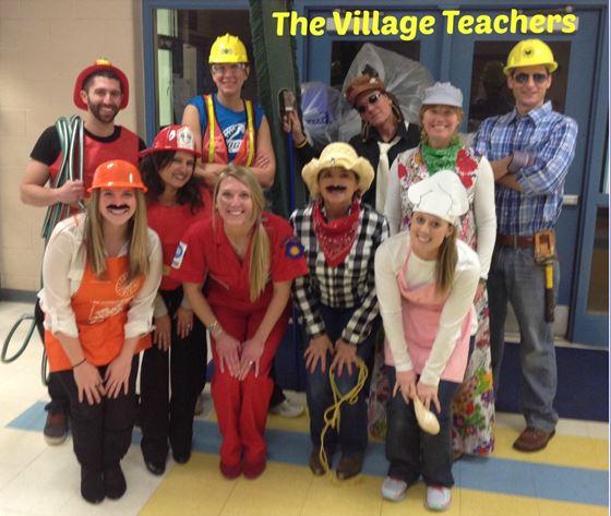 Cary Elementary YMCA Village Teachers