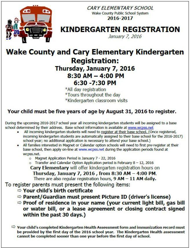 KindergartenRegistration_2016-2017
