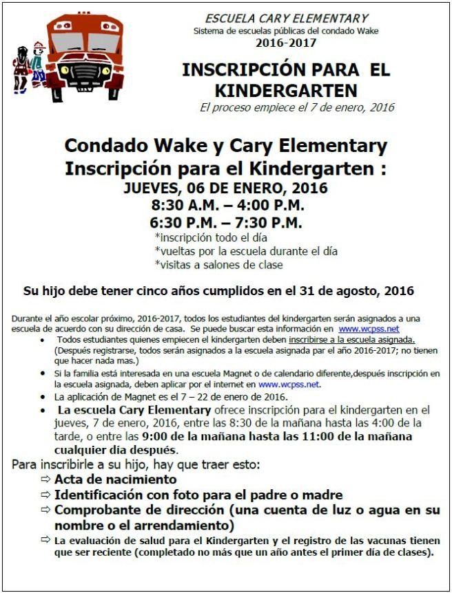 KindergartenRegistration_2016-2017_Spanish