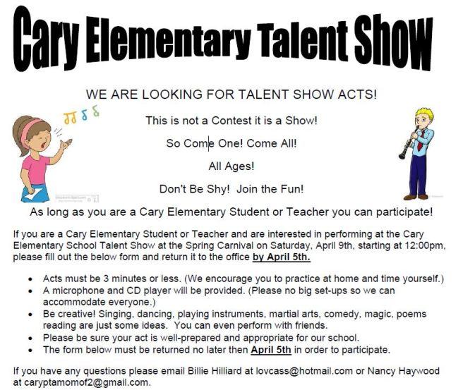 CES_TalentShow