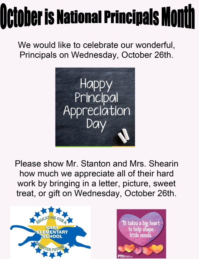 Microsoft Word - Principal Day.doc