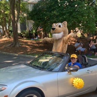 Cary EOY Parade 4