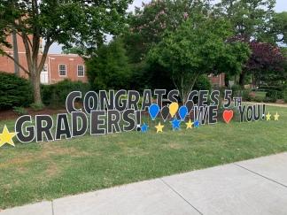 Congrats CES 5th Graders